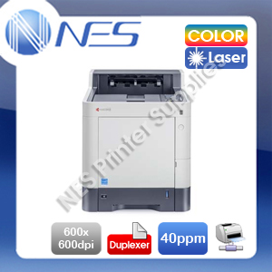 Kyocera ECOSYS P7040CDN Color Laser Network Printer+Duplex+2-Year Warranty 40PPM (RRP:$2007)